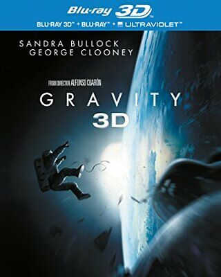 Gravity [Blu-ray 3D + Blu-ray] [2013] [Region Free] - DVD  3UVG The Cheap Fast