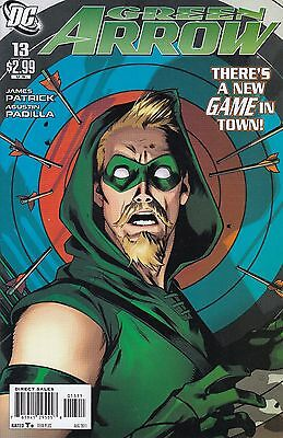 GREEN ARROW 13...VF/NM...2011...Bargain!
