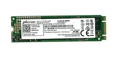 DELL Micron 256Gb 1100 M.2 2280 SSD Solid State Drive MTFDDAV256TBN P/N PHY2P