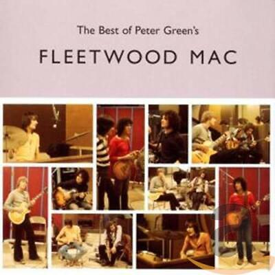The Best Of Peter Green's Fleetwood Mac -  CD J1VG The Cheap Fast Free Post The