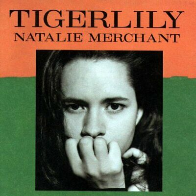 Natalie Merchant - Tigerlily - Natalie Merchant CD HBVG The Cheap Fast Free Post