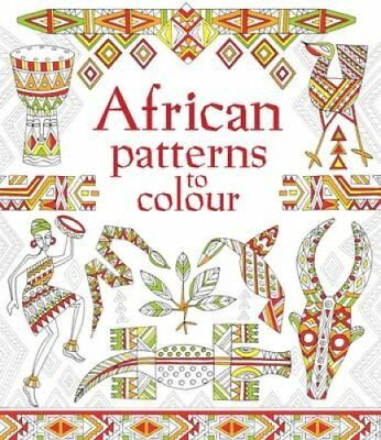 African Patterns to Colour by Struan Reid (Paperback, 2017)