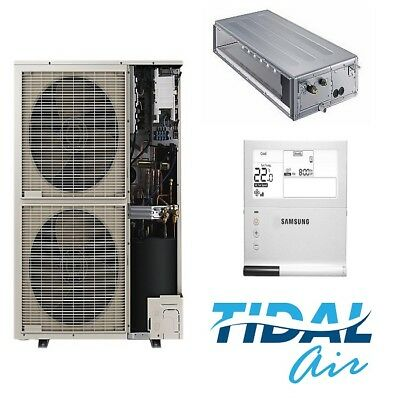 Samsung 14KW ducted Split Air Conditioner Supply & Install AC140HBHFKH