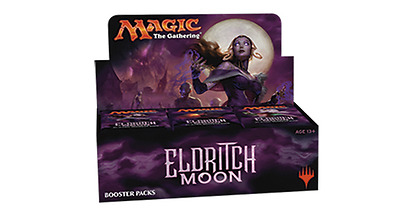 MTG Eldritch Moon Booster Box [English, New & Sealed, Free P&P]