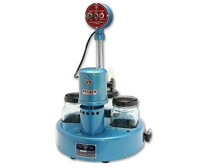 Watch cleaning machine janta / pearl brand with timer cleans all watches 2047