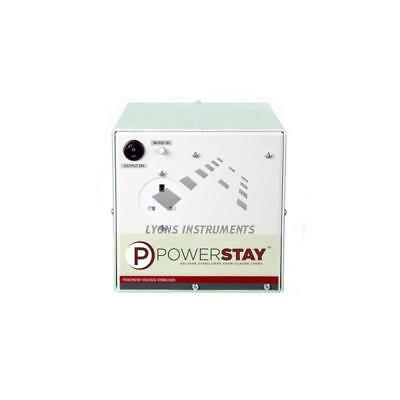 PowerSave MS-3 Voltage Stabiliser: 3A, Input +10%, -20%, Output 230V +/-1.5%