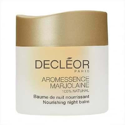 Decleor Aromessence Marjolaine Nourishing Night Balm (Dry to Very Dry Skin) 15ml