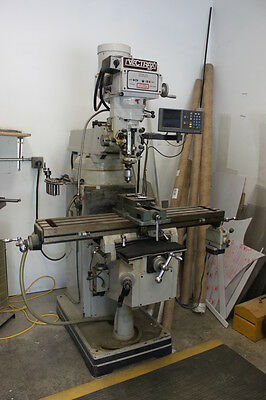 Vectrax Milling Machine MODEL GS 16V