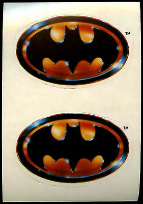 Batman 1989 DC Comics Merlin Sticker #44 (C359)