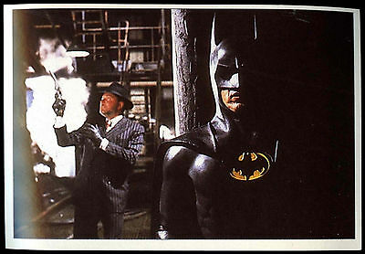 Batman 1989 DC Comics Merlin Sticker #59 (C359)