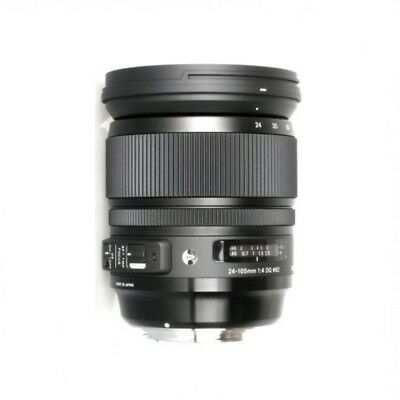 Sigma 24-105mm f/4 DG OS HSM Art Lens for Canon EF #635101 BRAND NEW!!