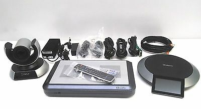 Lifesize Room 220 Complete Hd Video Conferencing System 10X Camera 2Nd Gen Phone