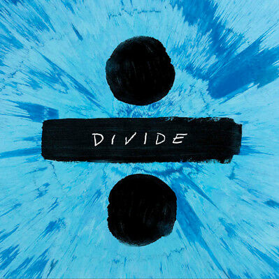Ed Sheeran : ÷ CD (2017) ***NEW***