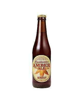 Newstead Liquidambar Amber Ale case of 24 Craft Beer 330mL