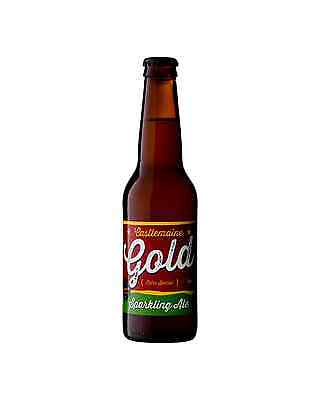 Castlemaine Gold Sparkling Ale case of 24 Craft Beer Pale Ale 330mL