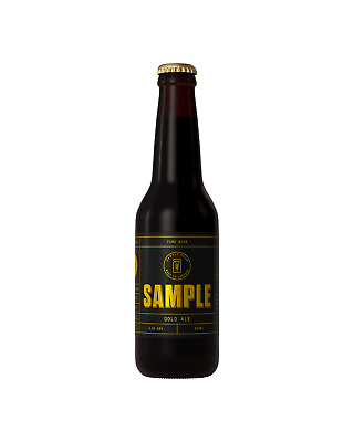 Sample Brew Gold Ale case of 24 Craft Beer 330mL
