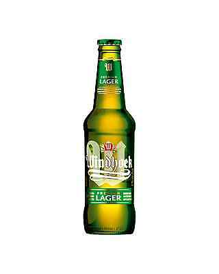 Windhoek Lager case of 24 Craft Beer 330mL