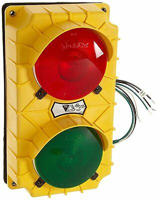 IRONguard SG10 Incandescent Stop and Go Light Signal System, 6-3/8-Inch...