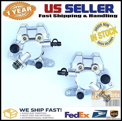Yamaha ATV Brake Caliper Banshee Grizzly Raptor Big Bear Bruin Warrior 350 YFM
