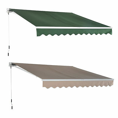 Awning Canopy Outdoor Front Back Porch Sun Rain Shade Shelter Cover Patio Home