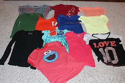 Lot: 17 Womens/juniors Small Dress/t-Shirts/tops- Gap/old Navy/forever 21- 3 Nwt