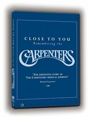 The Carpenters: Close To You - Remembering The Carpenters [DVD] - DVD  STVG The