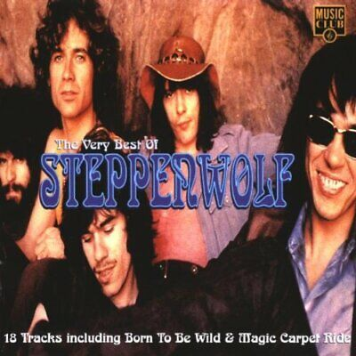 Steppenwolf - The Very Best of Steppenwolf - Steppenwolf CD 42VG The Cheap Fast