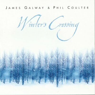 James Galway and Phil Coulter: Winter's Crossing -  CD MTVG The Cheap Fast Free