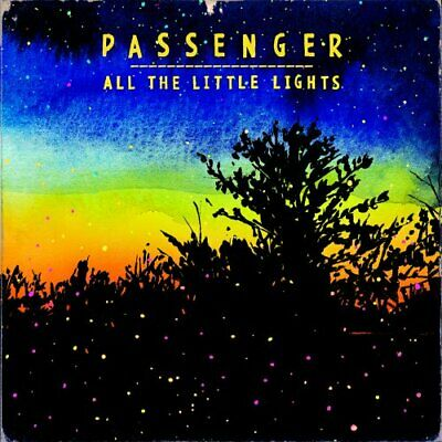 All The Little Lights - Passenger CD QIVG The Cheap Fast Free Post The Cheap
