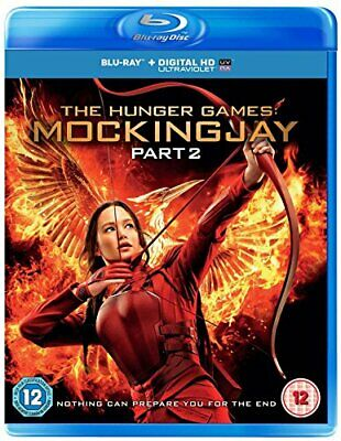 The Hunger Games: Mockingjay Part 2 [Blu-ray] [2015] - DVD  HSVG The Cheap Fast