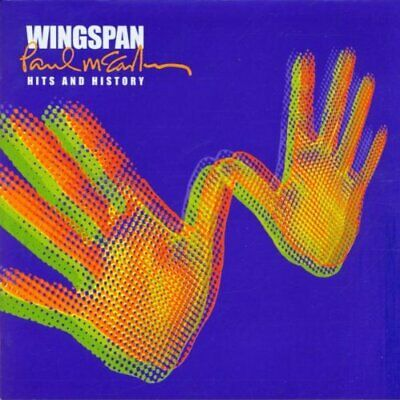Wingspan: HITS And HISTORY - Paul McCartney & Wings CD 39VG The Cheap Fast Free