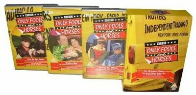 Only Fools and Horses - The Christmas Trilogy [DVD] [1981] - DVD  UYVG The Cheap