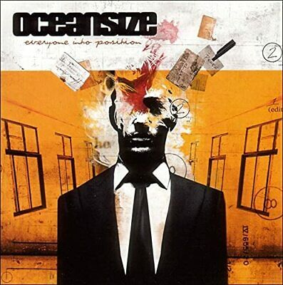 Oceansize - Everyone Into Position - Oceansize CD CUVG The Cheap Fast Free Post