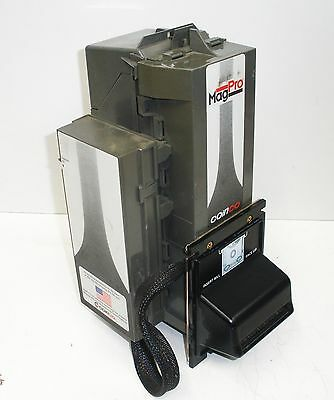 Coinco MAG50B Pro  Dollar Acceptor Validator *NEW BELTS*  Warranty   w/billbox