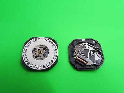 New 2 X  Quartz Watch Movement Vx 42E Replacement For Seiko 7N42,v342,y142