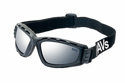 Alpland SPORT GOGGLES Aerial Paraglide Parachute jumping WITH BAND ANTIFOG