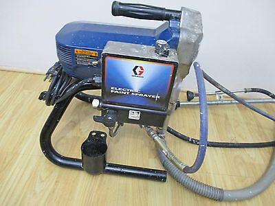Graco 190 ES Portable Airless Paint Sprayer  EXCELLENT CONDITION