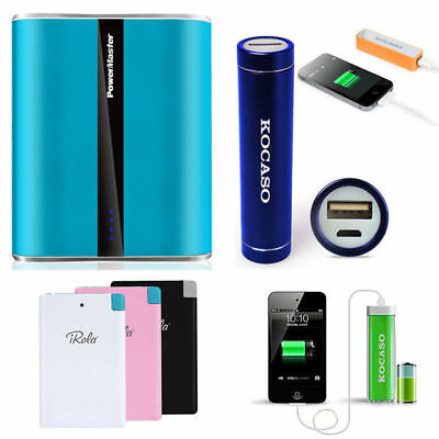 12000mAh USB Portable External Backup Battery Power Bank Charger For Cell Phone