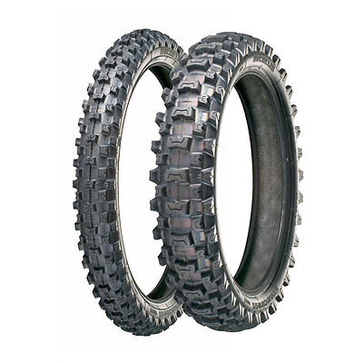 Michelin AC 10 Motocross/MX/Motorcycle Practice/Enduro Tyre Rear 120/90/18 65R