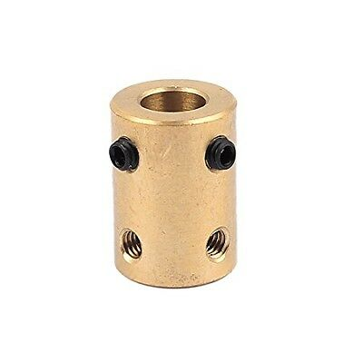 uxcell 5mm to 8mm Copper DIY Motor Shaft Coupling Joint Adapter for Electric Car