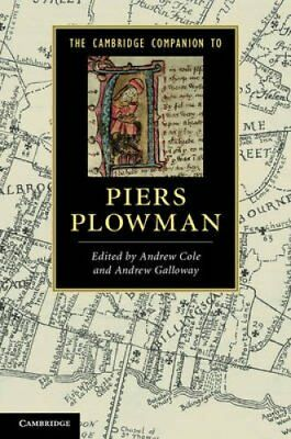 The Cambridge Companion to Piers Plowman by Andrew Cole 9781107401587