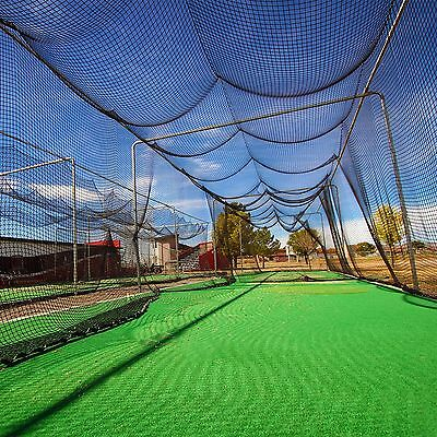 FORTRESS Mini Baseball Batting Cage Nets - The Most Durable Around! [Net World]