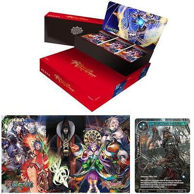 Force of Will TCG - Return of the Dragon Emperor - Booster Box Day 1
