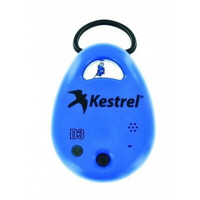 Kestrel DROP D3 (0730BLU) Wireless Environmental Data Logger, Blue