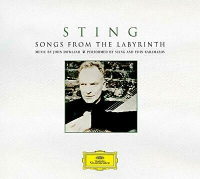 Sting - Songs From The Labyrinth - Sting CD ZSVG The Cheap Fast Free Post The