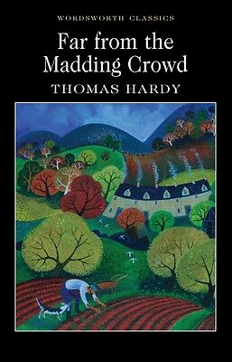 Far from the Madding Crowd by Thomas Hardy (Paperback) New Book Free UK Postage