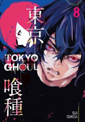 Tokyo Ghoul: 8 by Sui Ishida 9781421580432 (Paperback, 2016)