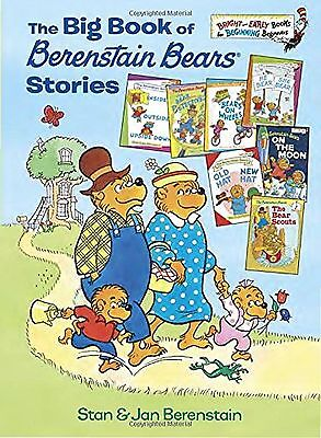 The Big Book of Berenstain Bears Stories Books Gift Kids stories NEW