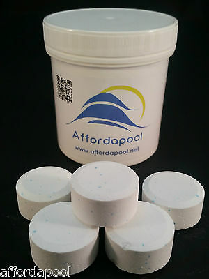 Multifunction Chlorine Tablets 20g. Ideal for hot tubs, spas & swimming pools