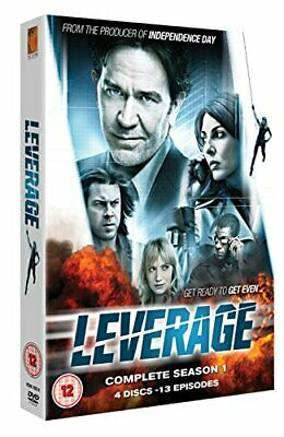 Leverage - Complete Season 1 [DVD] - DVD  D2VG The Cheap Fast Free Post